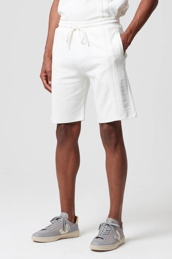 Arthur Avenue Tonal Short Cream