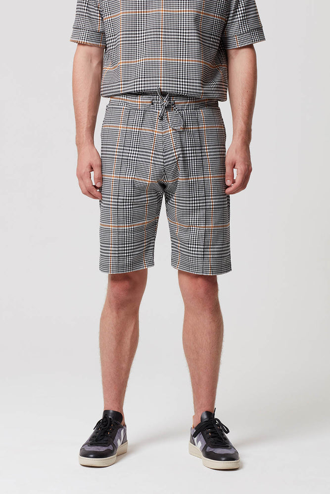 Prévu Maple Check Short - P r é v u . S t u d i o .