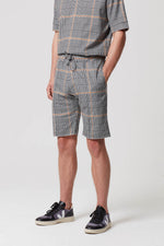 Prévu Maple Check Short