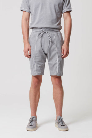 Prévu Beverly Short Grey Marl