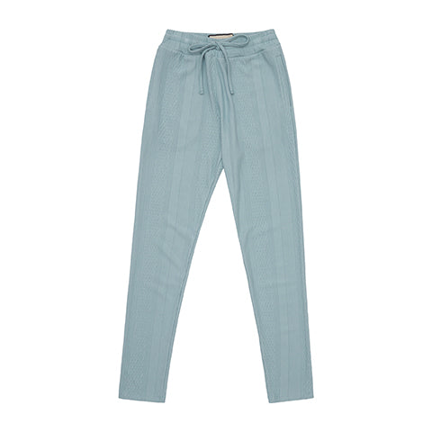 Women's Grey Blue Broad Street Trousers