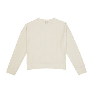 Women's Tan Broad Street Sweatshirt
