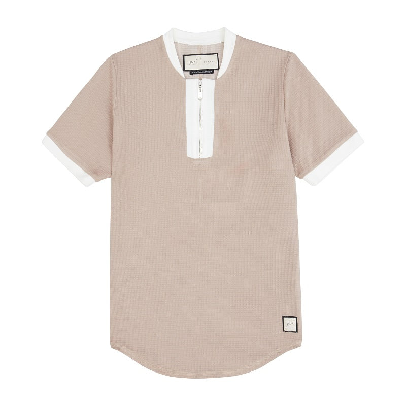 Light Brown Candreva Slim Fit T-shirt