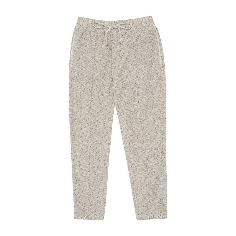 Load image into Gallery viewer, Beige Lavendon Slim Fit Trouser - P r é v u . S t u d i o .