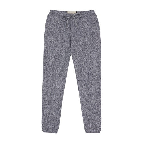 Blue Alnwick Slim Fit Trousers - P r é v u . S t u d i o .