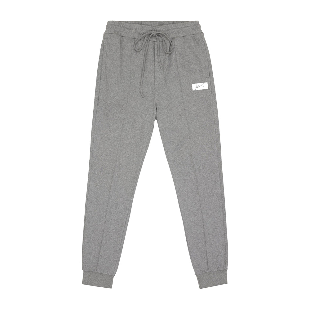 Load image into Gallery viewer, Core Cotton Pant Box Logo - P r é v u . S t u d i o .