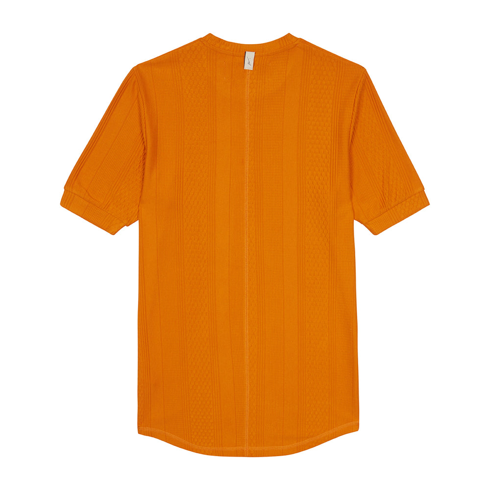 Orange Broad Street Short Sleeve T-Shirt