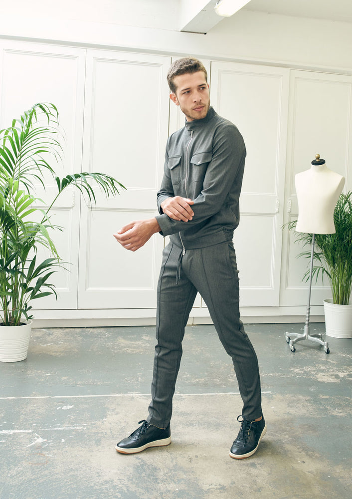 Chambers Street Twinset Grey (jacket)
