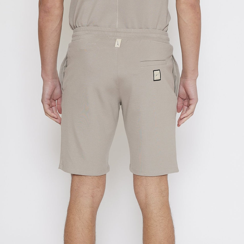 Load image into Gallery viewer, Beige Belmont Shorts - Prévu Studio