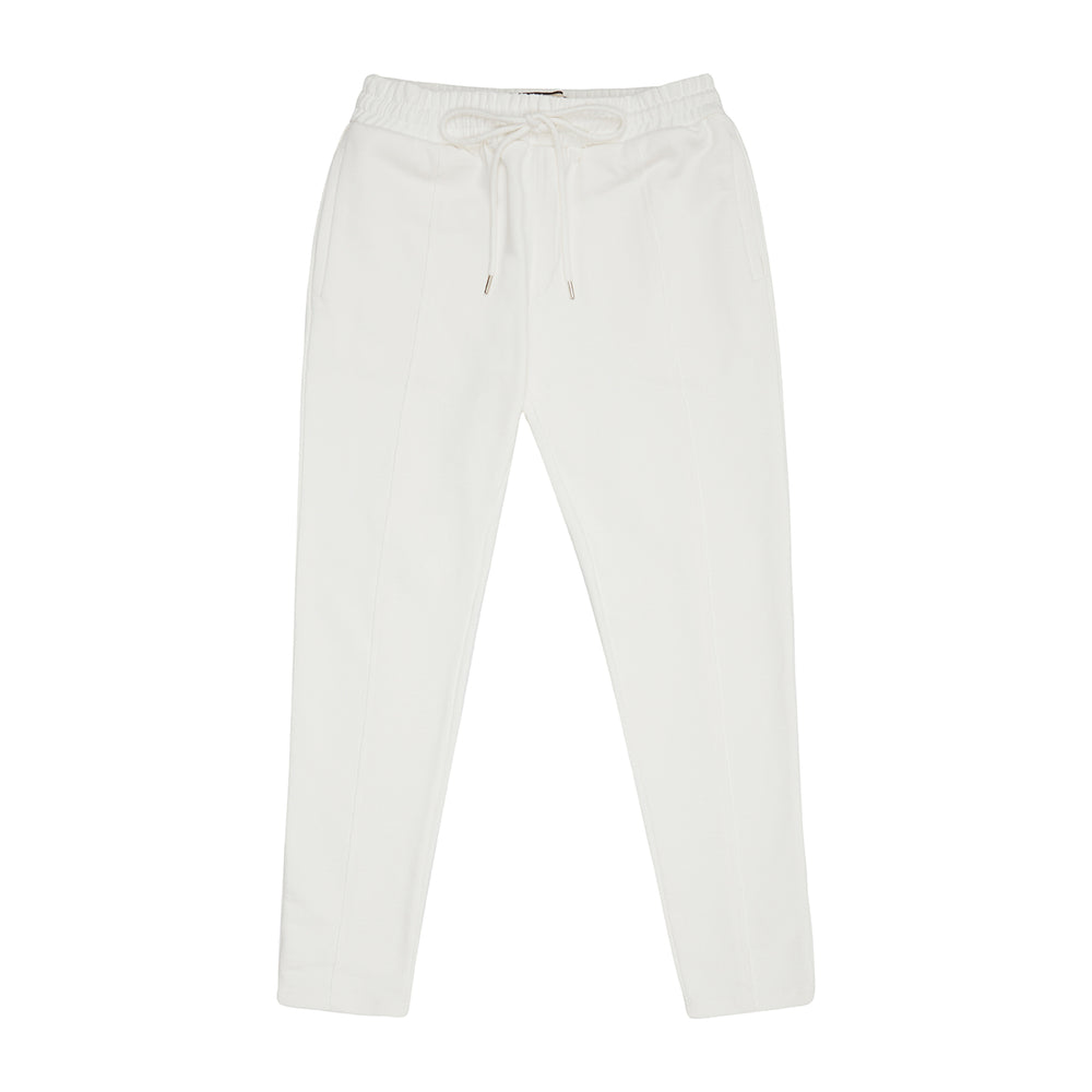 Load image into Gallery viewer, Cream Core Luxe Jogger - P r é v u . S t u d i o .