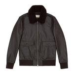 Ellwood Rd Patch Pocket Bomber Brown