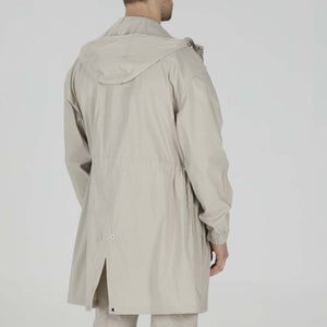 Load image into Gallery viewer, Stone Salvatore Hooded Parka Jacket - P r é v u . S t u d i o .
