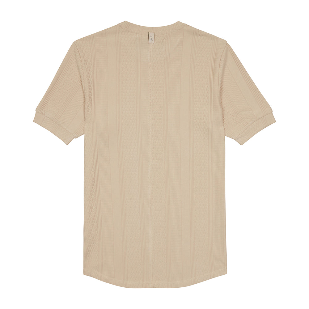 Tan Broad Street Short Sleeve T-Shirt