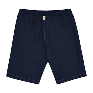 Load image into Gallery viewer, Navy Ocean Shorts - P r é v u . S t u d i o .