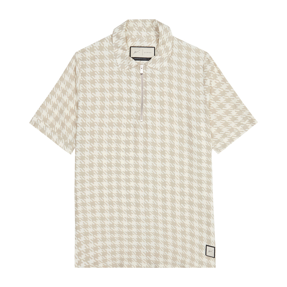 Regent Polo and Short Set Sand