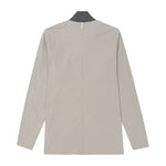 Stone Vinci Funnel Neck Slim Fit Top - P r é v u . S t u d i o .