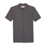 Dark Grey Broad Street Regular Fit Shirt