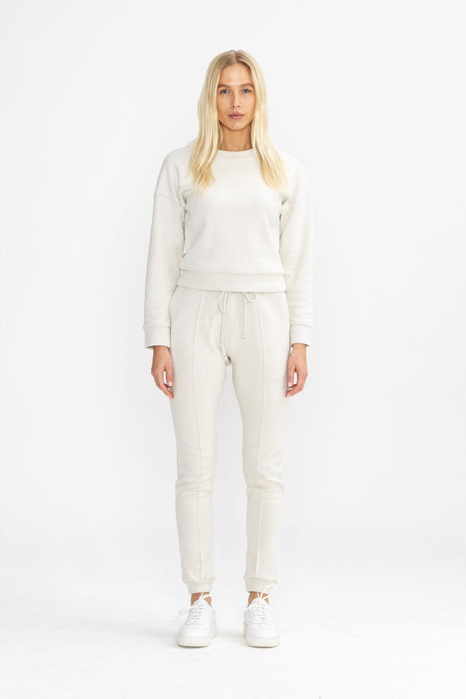 Women's Cream Macchiato Sweatshirt