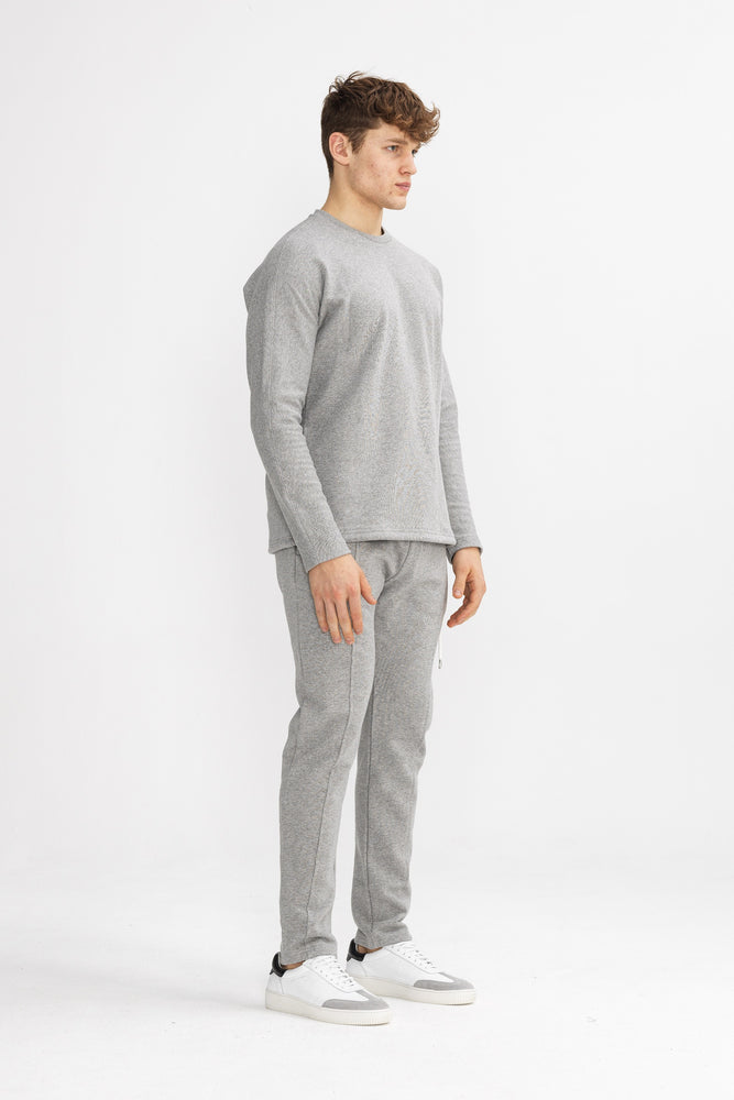 Grey Core Luxe Jogger
