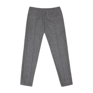 Load image into Gallery viewer, Grey Nord Wool Slim Fit Trousers - P r é v u . S t u d i o .