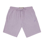 Lilac Astor Towelling Shorts