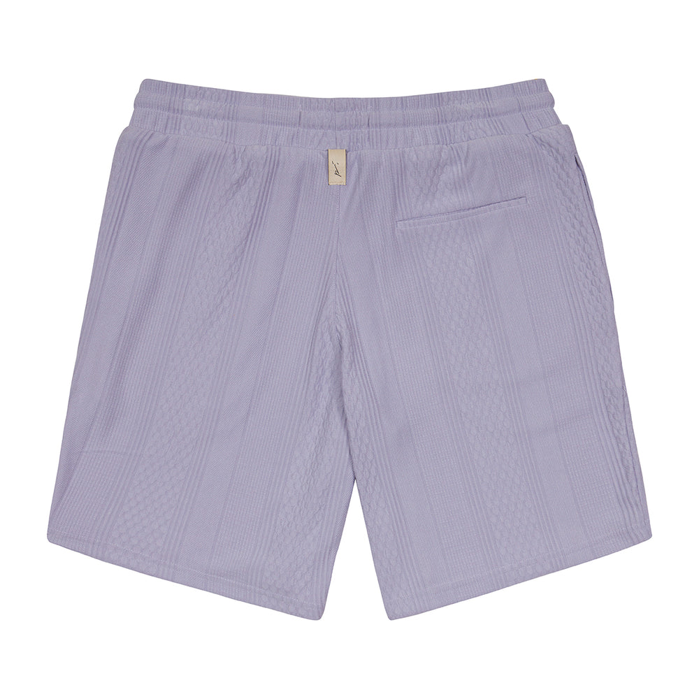 Lilac Broad Street Shorts