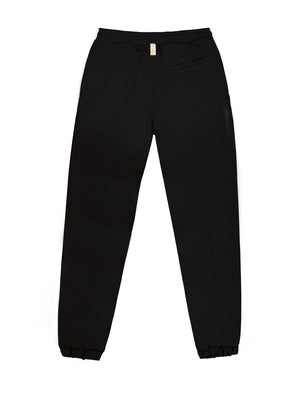Black Cruise Slim Fit Trousers - P r é v u . S t u d i o .
