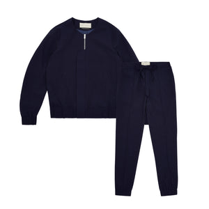 Brookfield Twin Set Navy