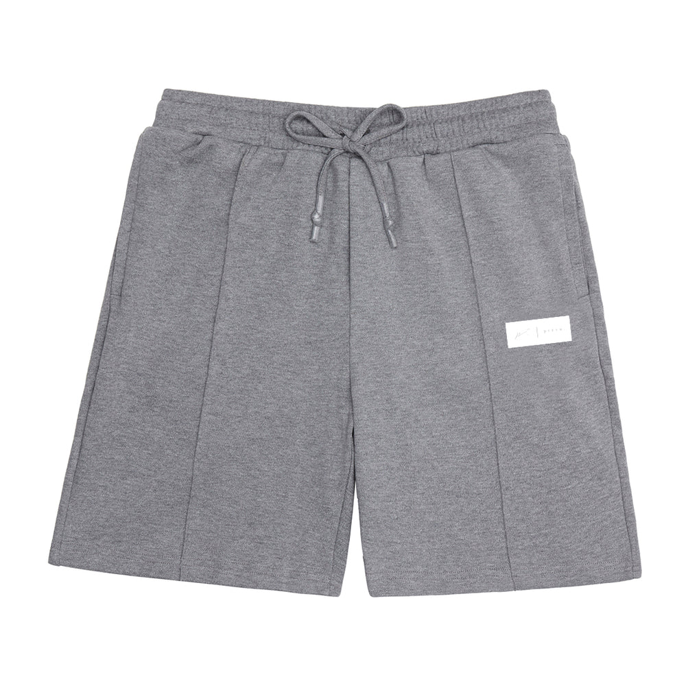 Core Cotton Short Double Logo - P r é v u . S t u d i o .