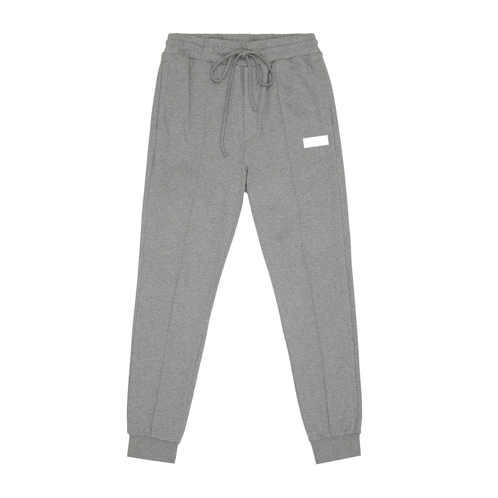 Core Cotton Pant Double Logo - P r é v u . S t u d i o .