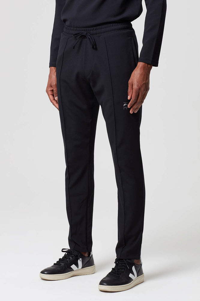 Load image into Gallery viewer, Lincoln Trouser Navy - P r é v u . S t u d i o .