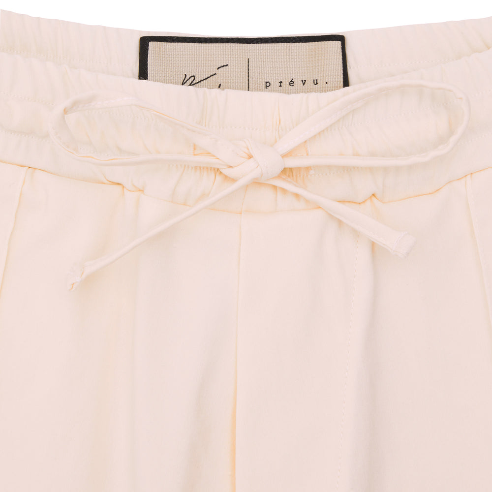 Melrose Avenue Short Twinset Coral