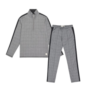 Orchard Street Contrast Twinset Grey (Top)
