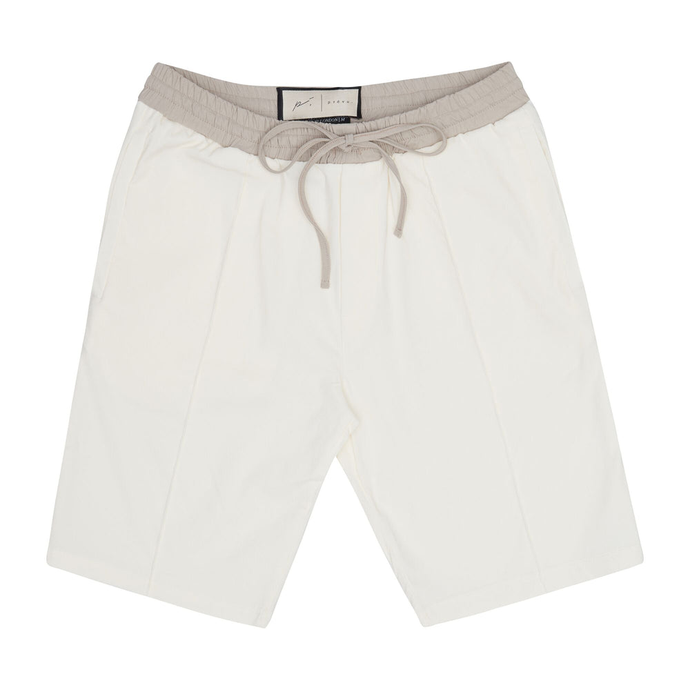 Cream Salvatore Shorts