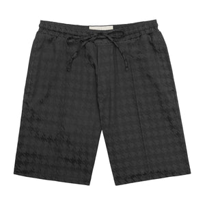 Regent Polo and Short Set Black