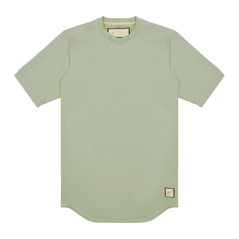 Original Prévu Fitted T-Shirt Teal