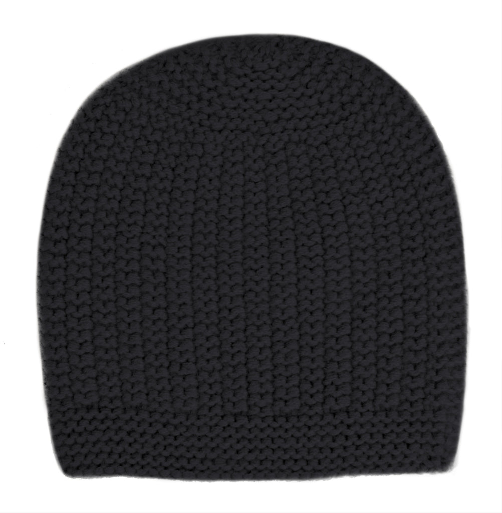 Carlyle Knit Hat - Black
