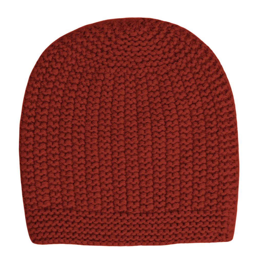 Carlyle Knit Hat - Jungle Red