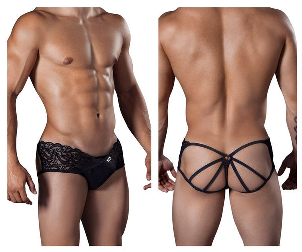 CandyMan 99232 Jockstrap Color Black