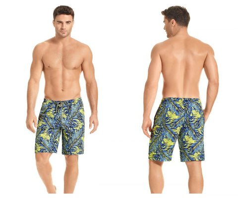 HAWAI 51904 Swim Trunks Color Blue