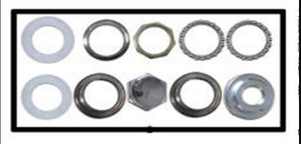 Hellcat125 Steering Bearing Kit - TaoTaoPartsDirect.com