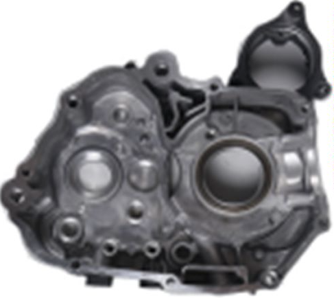ATV Left Crankcase