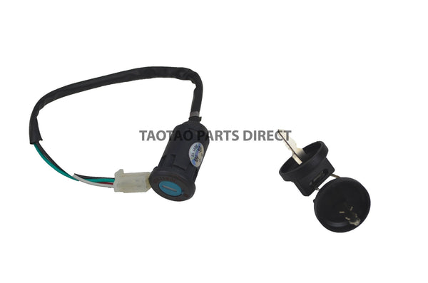 Replacement Key Ignition set for TaoTao ATVs * TaoTao Parts Direct on atv battery, atv turn signals, atv ignition coil,