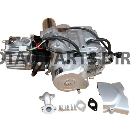 110cc 4-stroke Engine Auto - TaoTao Parts Direct