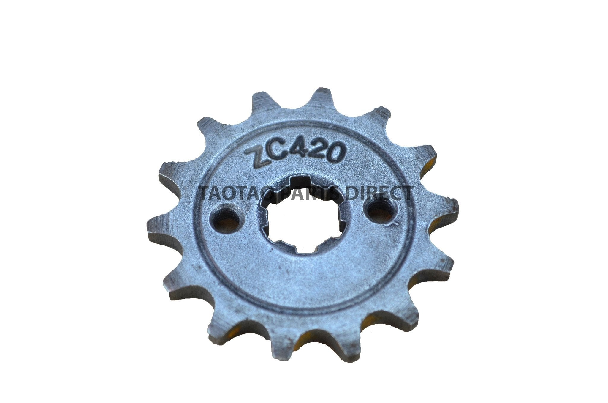 110cc Front Sprocket - TaoTao Parts Direct