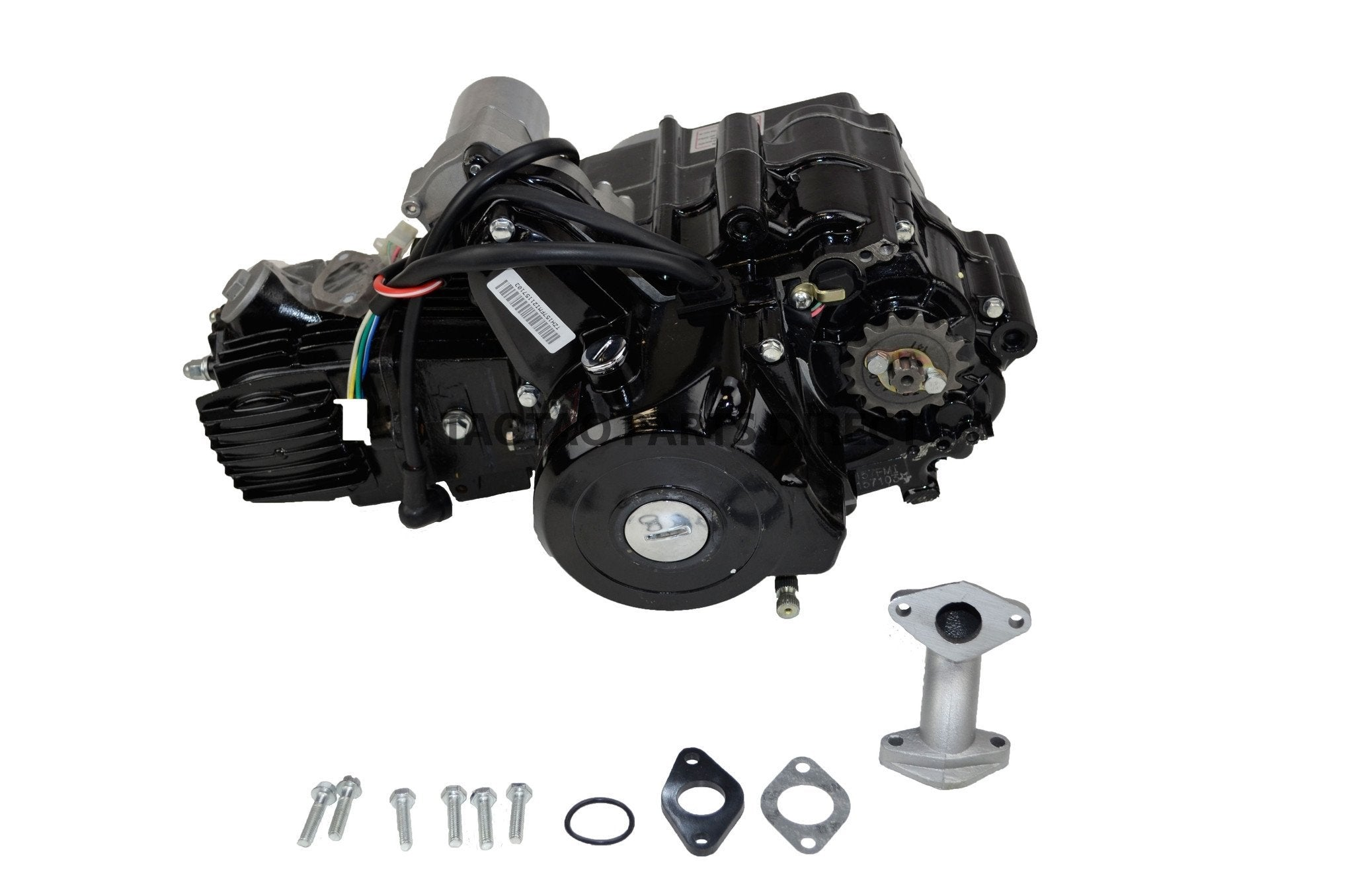 125cc 4 Speed Engine - TaoTao Parts Direct