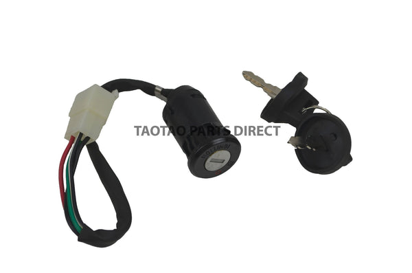 150cc-300cc Key Ignition - TaoTaoPartsDirect.com