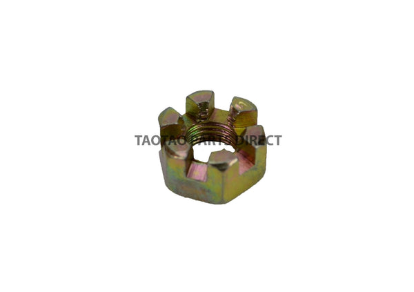 17mm Castle Nut - TaoTaoPartsDirect.com