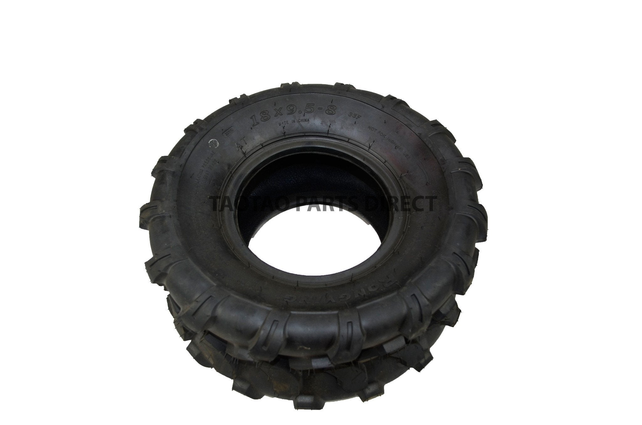 18x9.5-8 Tire - TaoTao Parts Direct