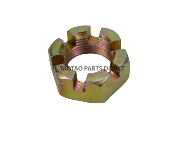 29mm Castle Nut - TaoTao Parts Direct